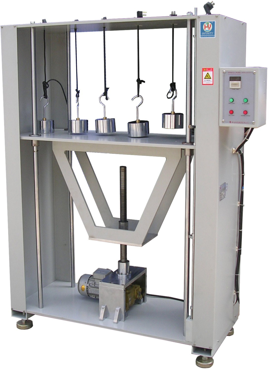 Static Pull Bollard Pull Test Electronic Tensile Tester for Load Endurance