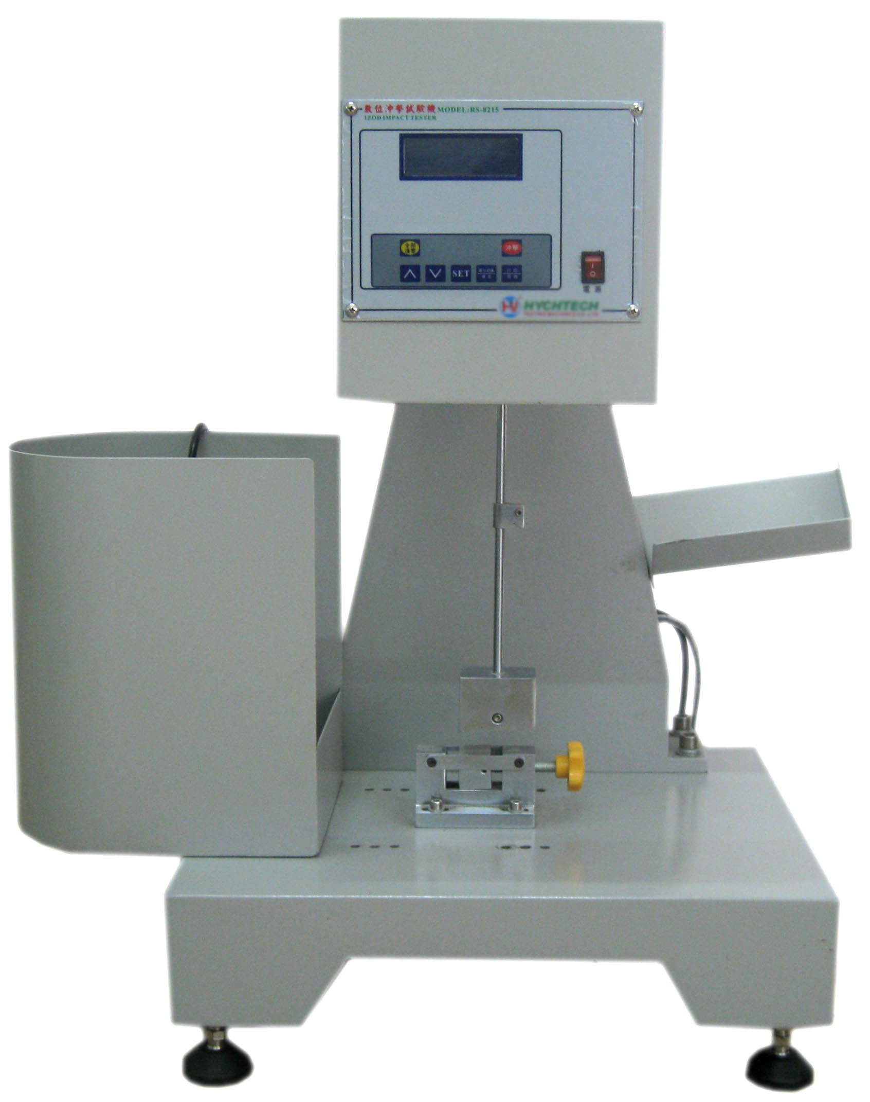 Digital Display Plastic Testing Machines , IZOD Impact Test For Plastics