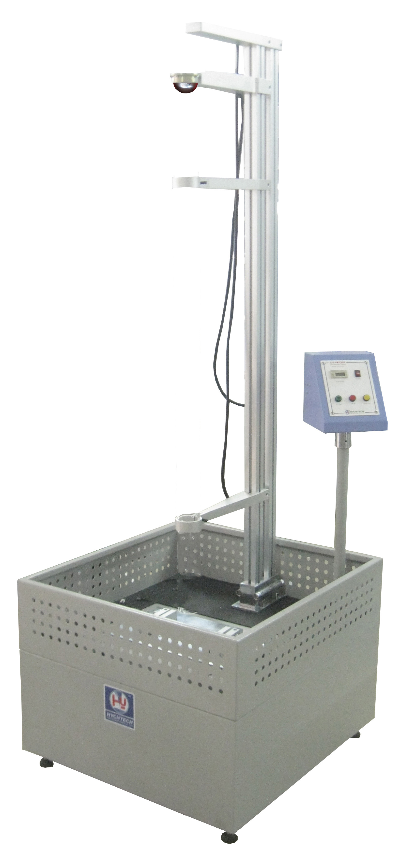 Impact Resistance Plastic Testing Machines Drop Ball Test Equipment