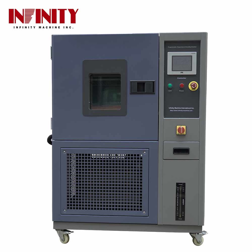 800 L Programmable Environmental Chamber , Temperature And Humidity Chamber IEC68-2-2